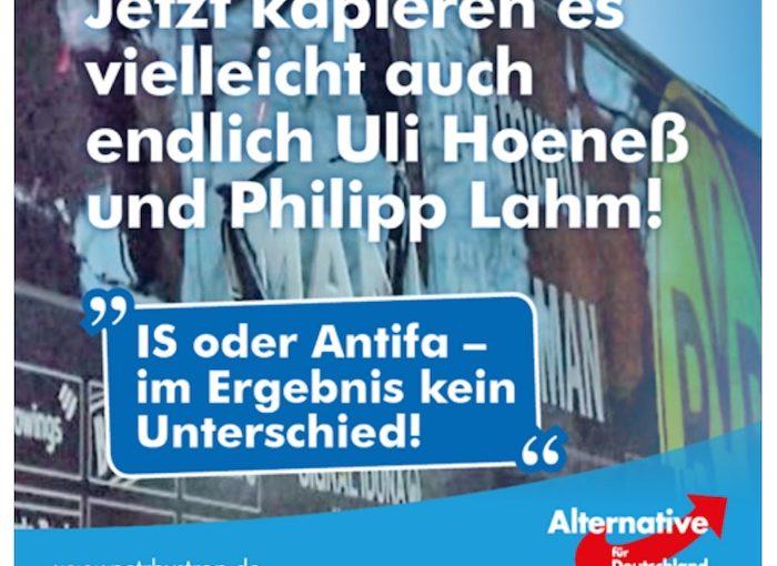 Facebook-Hetze: Wie die AfD und ihr Umfeld Terror missbrauchen