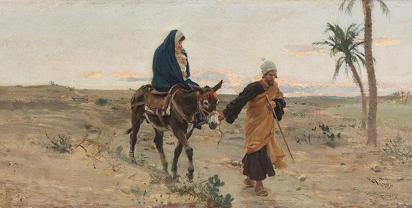 Die simple Unlust zu teilen: Von Flucht und Integration in der Geschichte