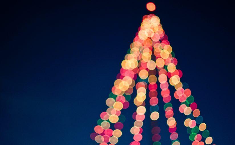 Frohe Weihnachten und ein furchtloses Jahr 2018!